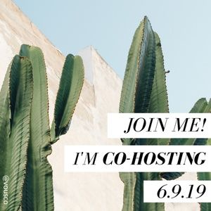 SAVE THE DATE // I'm Co-Hosting 6/9 at 12PM (PST)